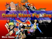 Comic Stars Fighting 3
