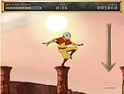 Avatar The Last Air Bender - Aang On