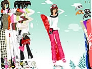 Hot Snow Skiing Apparel