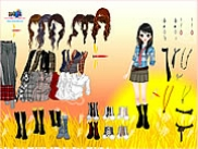 Cornfield Dress Up