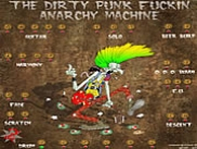 The Dirty Punk Anarchy Machine